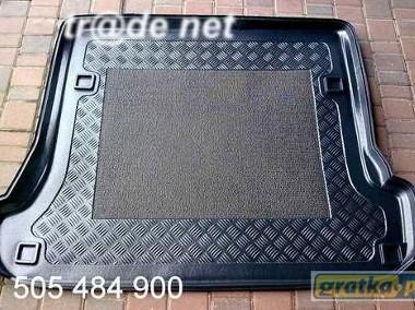 TOYOTA LAND CRUISER 120 5d od 2003 mata bagażnika - idealnie dopasowana do kształtu bagażnika Toyota Land Cruiser-1
