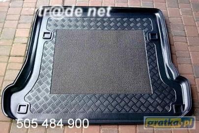 TOYOTA LAND CRUISER 120 5d od 2003 mata bagażnika - idealnie dopasowana do kształtu bagażnika Toyota Land Cruiser