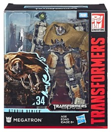 Figurka Transformers Generations Studio Series LEADER MEGATRON Hasbro