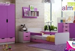 zestaw VIOLET A z łóżkiem - WYSYŁKA GRATIS - meble dla dzieci
