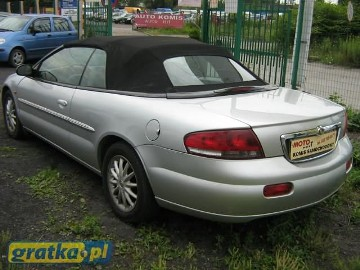 Chrysler Sebring II 2.7 Limited aut.