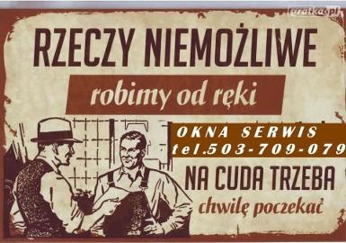 Gdańsk Chełm naprawa drzwi balkonowych Okna Pcv