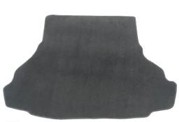 Ford MUSTANG MK6 od 2014 r. do teraz najwyższej jakości bagażnikowa mata samochodowa z grubego weluru z gumą od spodu, dedykowana Ford Mustang