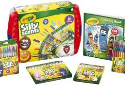Zestaw Plastyczny Crayola Kredki Pisaki Plastelina Mega Pack