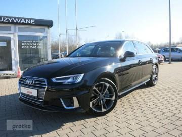 Audi A4 B9 FL 2.0 TDI 190 KM S tronic FV23%, Gwarancja,SALON PL,