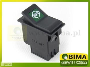 Włącznik blokady dyferencjału Renault CLAAS Ares725,Ares735,Ares815