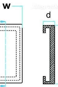 Guma podnośnika LAYCOCK / KISMET-3