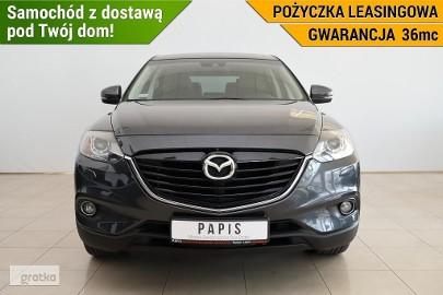 Mazda CX-9 Salon Polska AWD Skóra Nawigacja Klimatyzacja x3 El. Kalpa Alu20 PAP