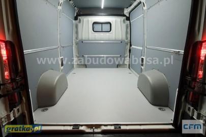Volkswagen Transporter ZABUDOWA ŚCIAN BOKÓW PAKI BUSA L2H2, CNC
