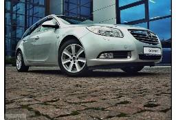 Opel Insignia I Cosmo Xsenon LED Sport Navi 160 KM Jak Nowa Serwis Czarna Perła Gwar