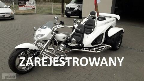 Trike trajka niemieckiej firmy BOOM , MUSTANG ST1 , stan idealny