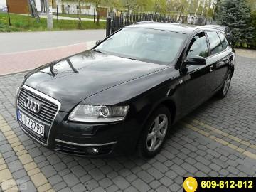 Audi A6 III (C6) TFSI WYNAJEM - WYNAJMĘ