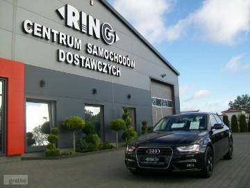 Audi A4 IV (B8) 2,0TFSI 211KM A/C LIFT LEDY SKÓRA STAN BDB NR 49