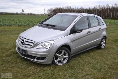 Mercedes-Benz Klasa B W245 2,0 CDI 109 km klimatyzacja ks. serwis opłacony