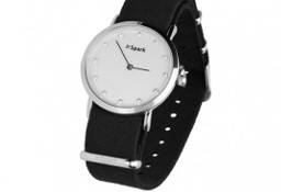 Zegarek damski SENCILLO z kryształkami Swarovski
