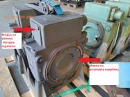 Pompa B125/16L TGL 10886 z przystawką i regulatorem