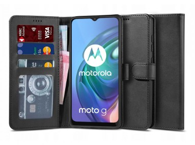 Etui Portfel 2 z Klapką do Motorola Moto G10 / G30-1