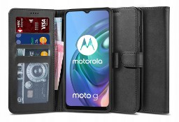 Etui Portfel 2 z Klapką do Motorola Moto G10 / G30