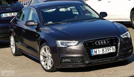 Audi A5 II aut S-Line Krajowa Bang/Olufsen DVD LED Navi 3g