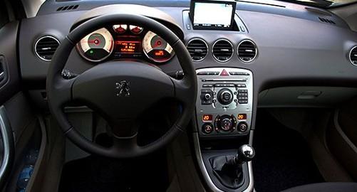 Aktualizacja mapy Peugeot 308 Nowość 2021 1ed.