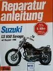 Instrukcja napraw obsługi Suzuki LS 650 Savage od 1986