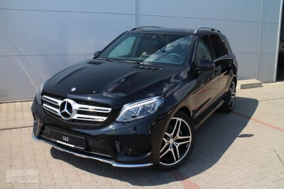 Mercedes-Benz Klasa ML W166 GLE 350d 4Matic