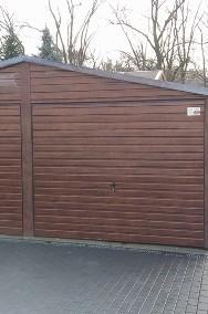 Garaże blaszane, wiaty,hale, konstrukcja stalowa.-2