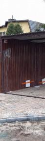 Garaże blaszane, wiaty,hale, konstrukcja stalowa.-3