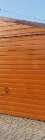 Garaże blaszane, wiaty,hale, konstrukcja stalowa.-4