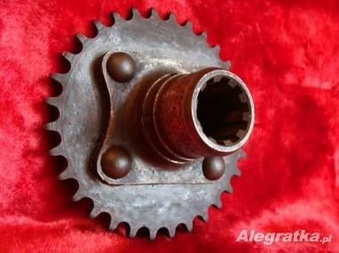 Koło zębate łańcuchowe sprzęgła Wózek widłowy RAK-1