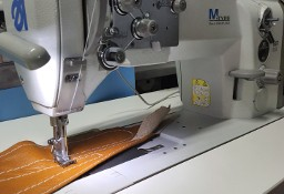 Durkop adler 867 maszyna do szycia potrójny transport tapicerka