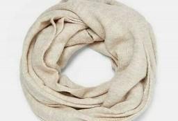 ZARA/ Ekskluzywny szal zimowy, szalik, chusta, ponczo z Madrytu/NOWY