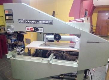 Maszyna Nóż Taśmowy Kuris Krajarka Taśmowa ( Juki Durkopp Pfaff Adler Siruba )