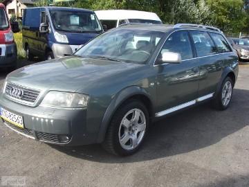 Audi Allroad I (C5) Zarejestrowana - Klima I właściciel