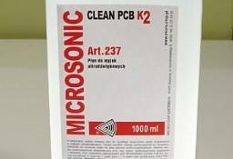 Skuteczny niepalny płyn do czyszczenia dostosowany do myjek ultradźwi.