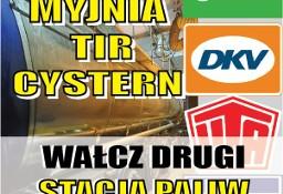 Myjnia Cystern i Tir - Wałcz Drugi Stacja Paliw - PARKING - Rozlewnia Gazu