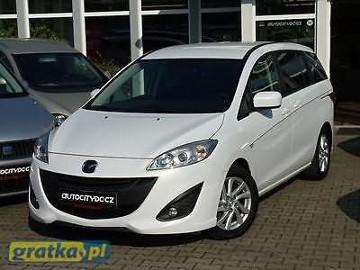 Mazda 5 II ZGUBILES MALY DUZY BRIEF LUBich BRAK WYROBIMY NOWE