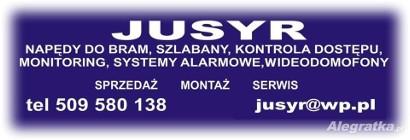 Napęd bramy przesuwnej FAAC 740 741 720 721 Chrzanów Kraków Katowice