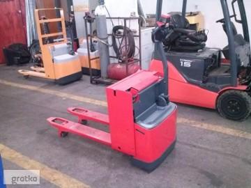 Wózek paletowy elektryczny Lafis LEH16 2003rok 3700 pln+vat