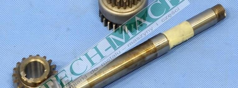 Wałek ze ślimakiem do tokarki CU400 CU500 tel. 601273539-1