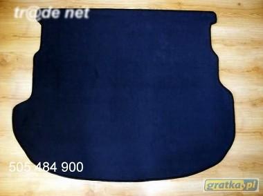 MAZDA 6 LFB/HB 2002-2008 najwyższej jakości bagażnikowa mata samochodowa z grubego weluru z gumą od spodu, dedykowana Mazda 6-1