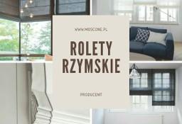 Rolety Rzymskie Krzeszowice | PRODUCENT | Bezkonkurencyjna oferta!
