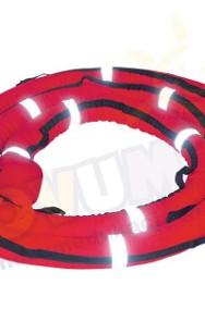 Wąż spacerowy 6 m czerwony-2