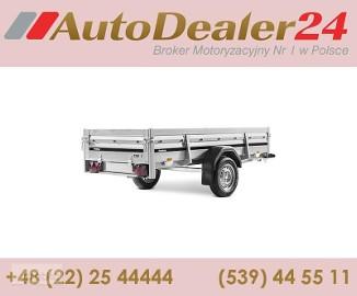 AutoDealer24.pl [NOWA FV Dowóz CAŁA EUROPA 7/24/365] 203 x 128 x 40 cm Brenderup 2205S