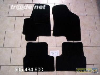 Hyundai Coupe / Tiburon 2001-2007 r. najwyższej jakości dywaniki samochodowe z grubego weluru z gumą od spodu, dedykowane Hyundai Coupe-1
