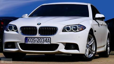 BMW SERIA 5 520dA Salon PL 1 ręka xDrive M-Pakiet Virtual F1