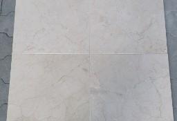 Płytki marmurowe Crema Marfil 45,7x45,7x1,2