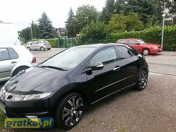 Honda Civic VIII ZGUBILES MALY DUZY BRIEF LUBich BRAK WYROBIMY NOWE