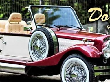 Wynajem Luksusowych Samochodów Aut Limuzyn na WESELE NA ŚLUB Luksusowe samochody do wypożyczenia do ślubu Zabytkowe auta RETRO-1