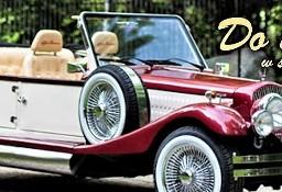 Wynajem Luksusowych Samochodów Aut Limuzyn na WESELE NA ŚLUB Luksusowe samochody do wypożyczenia do ślubu Zabytkowe auta RETRO